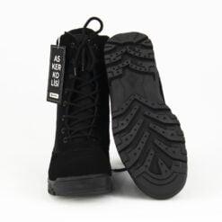 special siyah outdoor askeri bot11