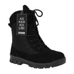 special siyah outdoor askeri bot111111