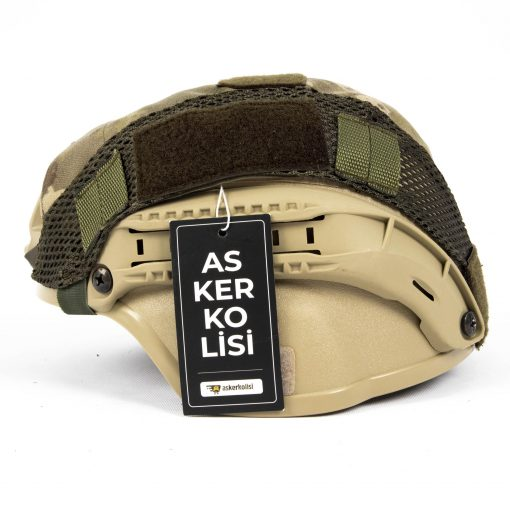 yeni tsk kamuflaj askeri airsoft kask kilifi askeri malzeme1