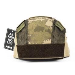 yeni tsk kamuflaj askeri airsoft kask kilifi askeri malzeme2