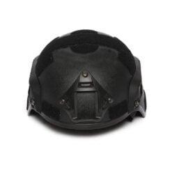 siyah kompozit baslik migfer koruyucu aitsoft paintball urun